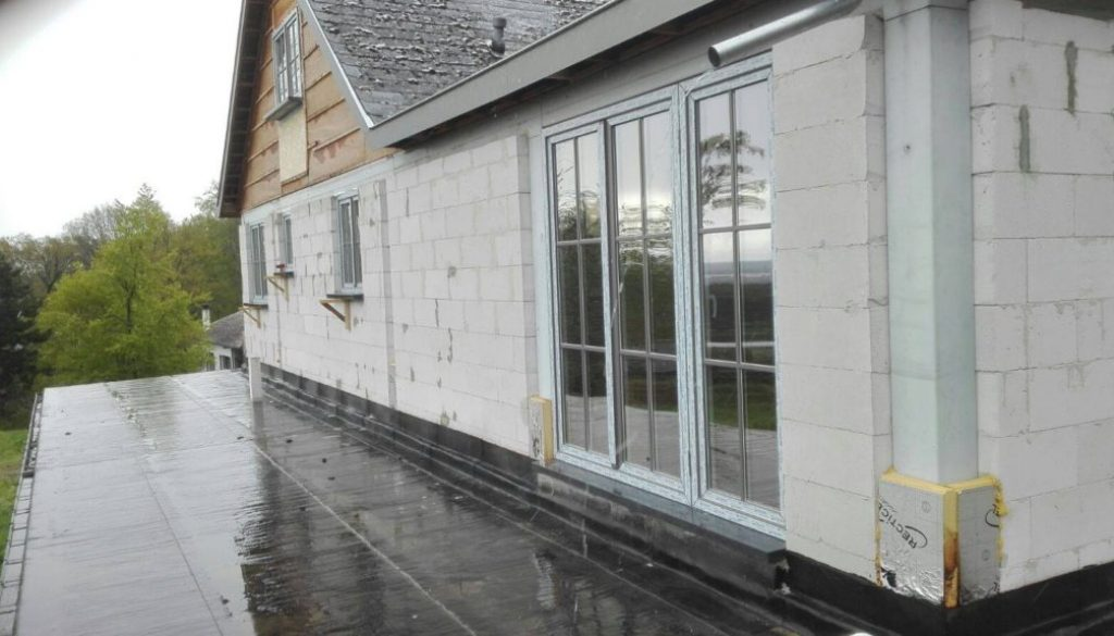Chassis PVC 6 Chambres Gris Basalte avec Croisillons - Wepion Namur