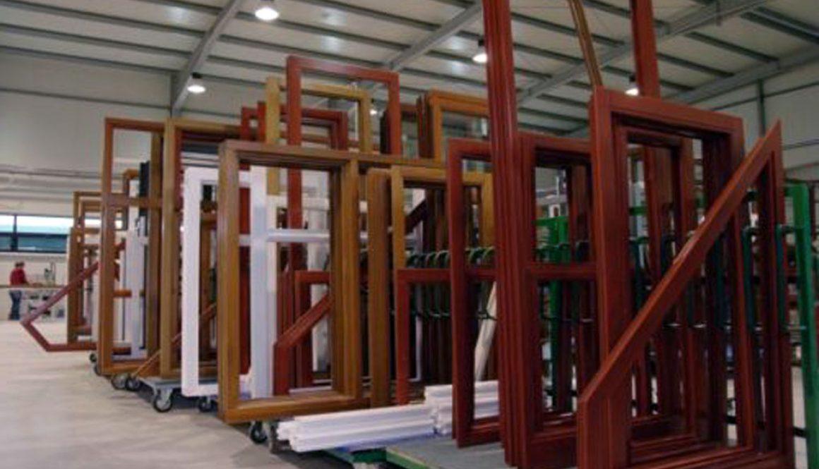 fabricant chassis pvc belgique