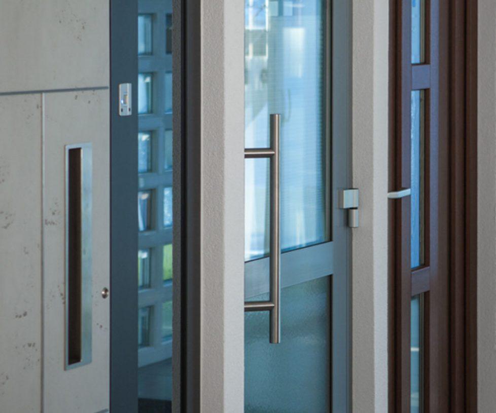 Porte Entree Vitree Opaque porte d'entrée pvc vitrée - galerie photo, prix d'usine