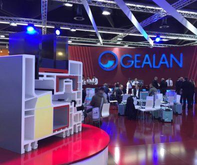 Gealan Fensterbau 2018 Nurenberg Allemagne (5)